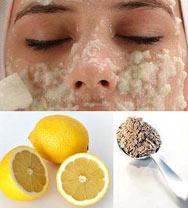 Очищающая овсяная маска для лица