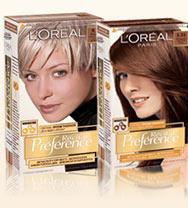 Краска для волос Лореаль Преферанс (Loreal Preference)