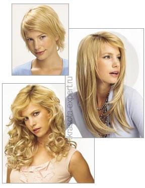 Наращивание волос, фото. Волосы после наращивания