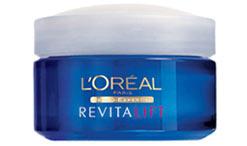 Ночной крем для лица Лореаль РевитаЛифт (LOREAL RevitaLift) с технологией Стимулифт
