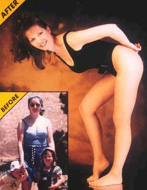 Джилл Джонсон - основательница гимнастики Оксисайз