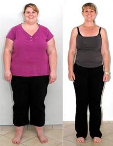 Как похудеть. Эта девушка похудела на 55
